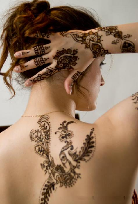 Mehndi Patterns And Their Meanings : Henna tattoo designs and their meaning images