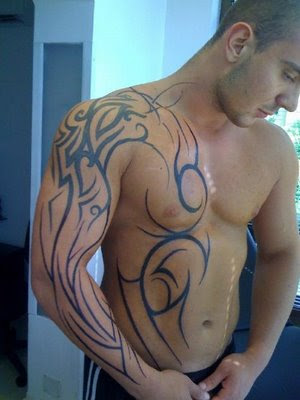 Chest Tattoos on Chest Tattoo Designs For Men Chest Tattoos Men Men Chest Tattoo