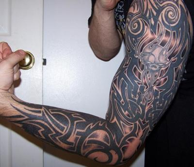 Tribal  Tattoos on Tribal Arm Tattoos  Tribal Arm Men Tattoo Designs  Tribal Arm Tattoos