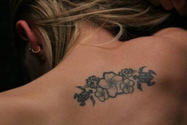 Tattoospopular Flower Tattoos For Girlsgirls Ideas