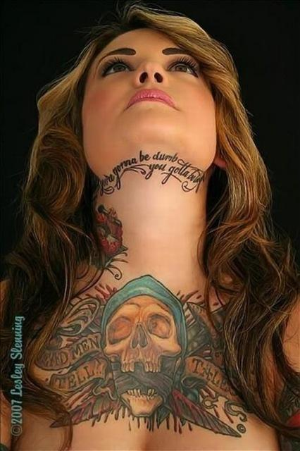 Female Body Art Tattoos Body Art Pictures