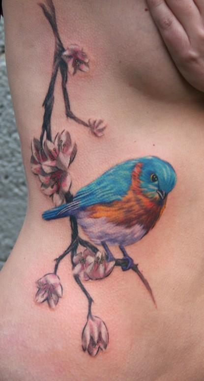 bird tattoo design gallery meaning ideas