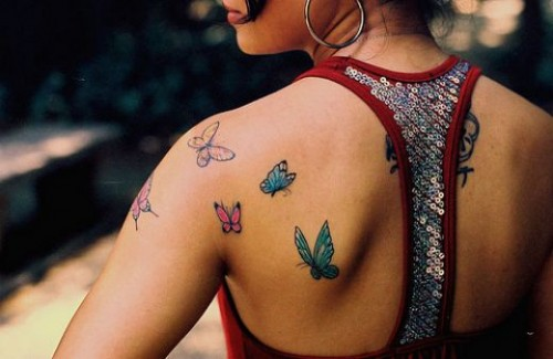 types of butterfly tattoos picture ideas meaning. Black Bedroom Furniture Sets. Home Design Ideas