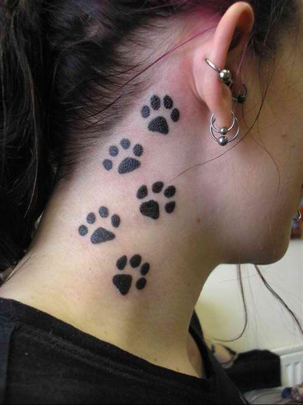 neck tattoos for women pictures meaning designs
