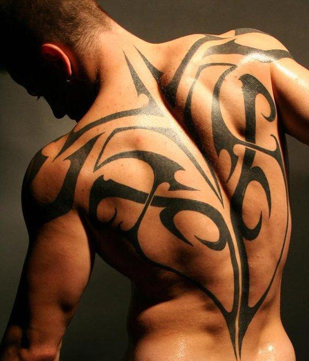 Tattoo Designs Upper Back