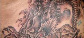 dragon, dragon Tattoo, Dragon Tattoos, Tattoo, tattoo designs, tattooed, tattooing, Tattoos