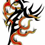 Scorpion-Tribal-Tattoos-7