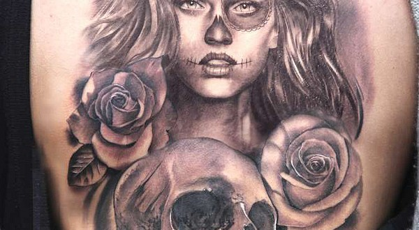 Chicana girls tattoos tattoo designs ideas meaning for Chicano tattoos meanings