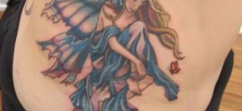 Fairy-Butterfly-Tattoos
