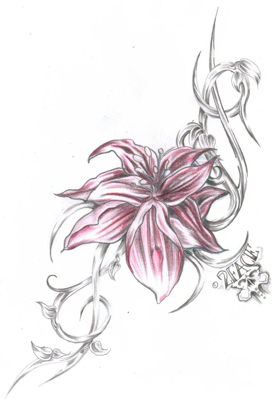 Эскизы татуировок 6
