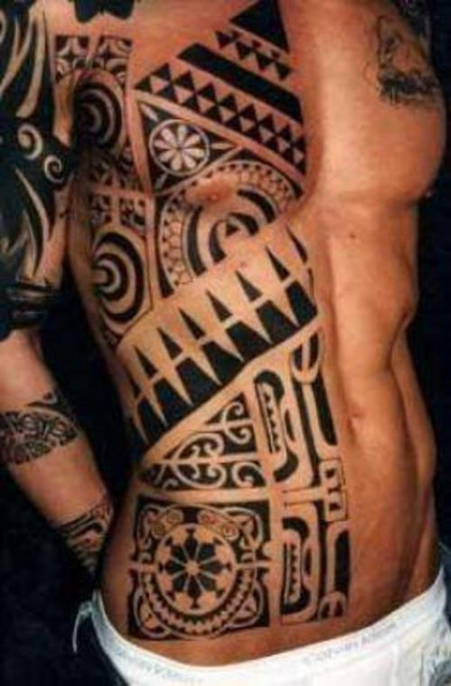 ... hawaiian tattoo