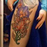 Orchid-Tattoos