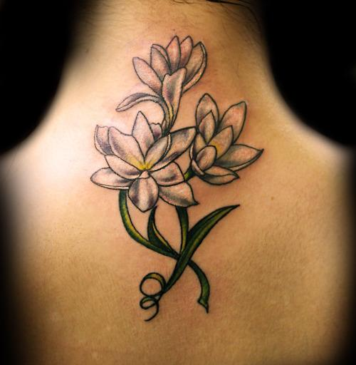 simple flower tattoos tattoo designs ideas meaning tattooing gallery. Black Bedroom Furniture Sets. Home Design Ideas