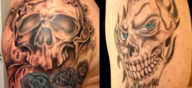 Star-Arm-Skull-Tattoo-3