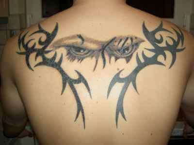 Is upper back tattoo painful