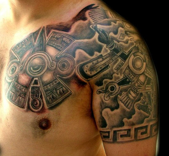 Mexican Tattoos Designs 11