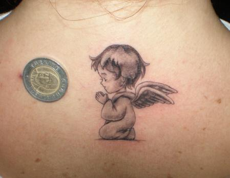 angel tattoos meanings