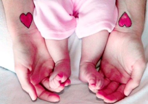 wrist heart tattoos,wrist heart tattoo designs,small wrist heart tattoos,wrist heart tattoos girls
