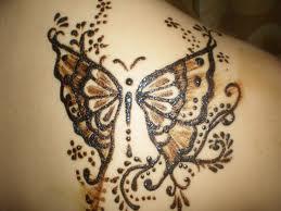 Henna tattoo designs painless tattoo art for Painless permanent tattoos