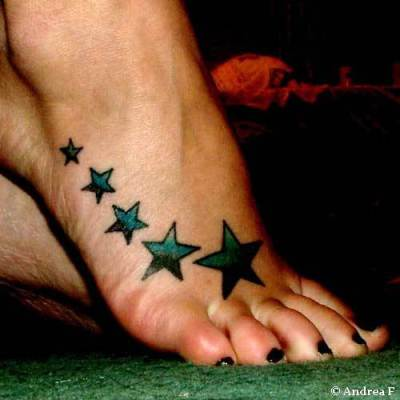 top 3 foot tattoo designs for girls. Black Bedroom Furniture Sets. Home Design Ideas