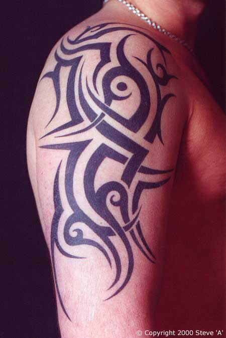 Upper arm tattoos for men for Tattoo designs for male forearm