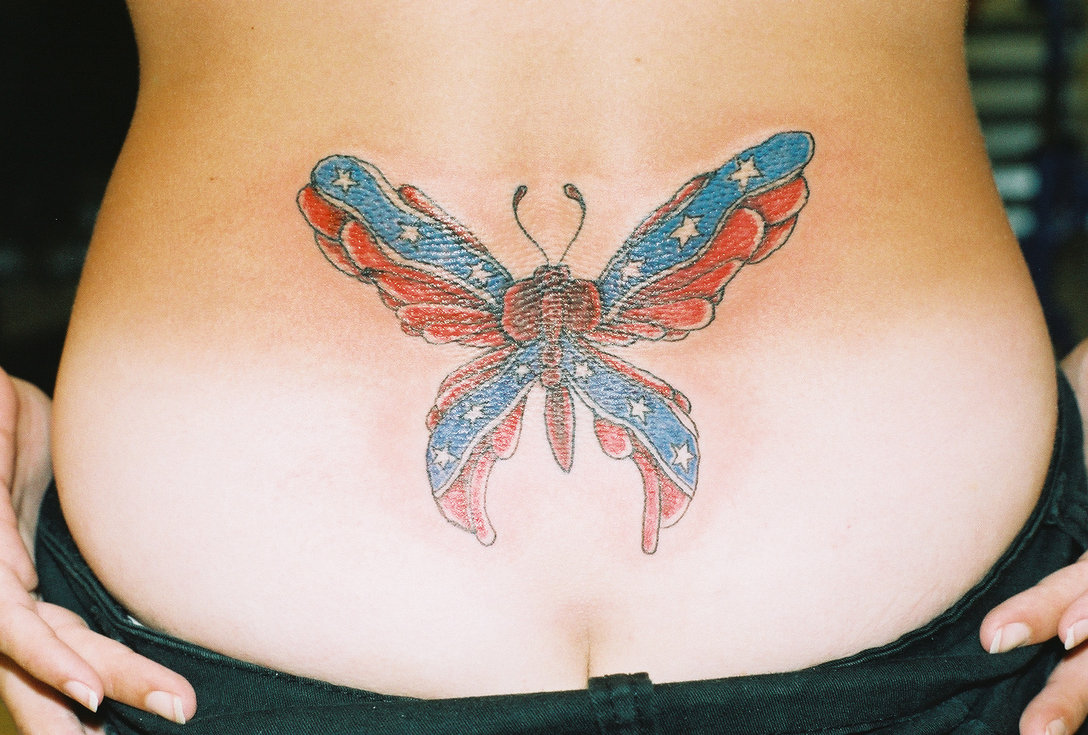 butterfly tattoo on hip for women meaning pictures. Black Bedroom Furniture Sets. Home Design Ideas