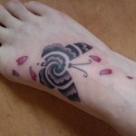 Butterfly Tattoos on Foot Designs, tattoo designs, tattooing, tattoos, designs, piercing, ink, pictures, images, Butterfly on Foot
