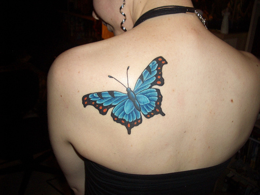 butterfly tattoos on back meaning pictures tumblr. Black Bedroom Furniture Sets. Home Design Ideas
