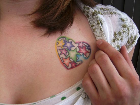 Cute tattoos for girls designs ideas image gallery for Pretty tattoos for girls