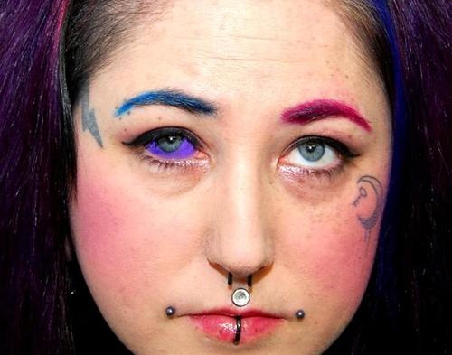 Eye Ball Tattoo Design Meaning Pics