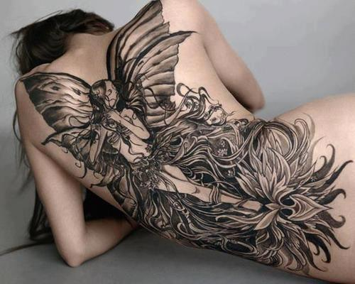 Fairy Tattoos, Fairy Tattoo, Tattoos, tattoo designs, tattooing, tattoos, designs, piercing, ink, pictures, images