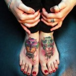 Foot Tattoo designs, tattoo designs, tattooing, tattoos, designs, piercing, ink, pictures, images, Foot