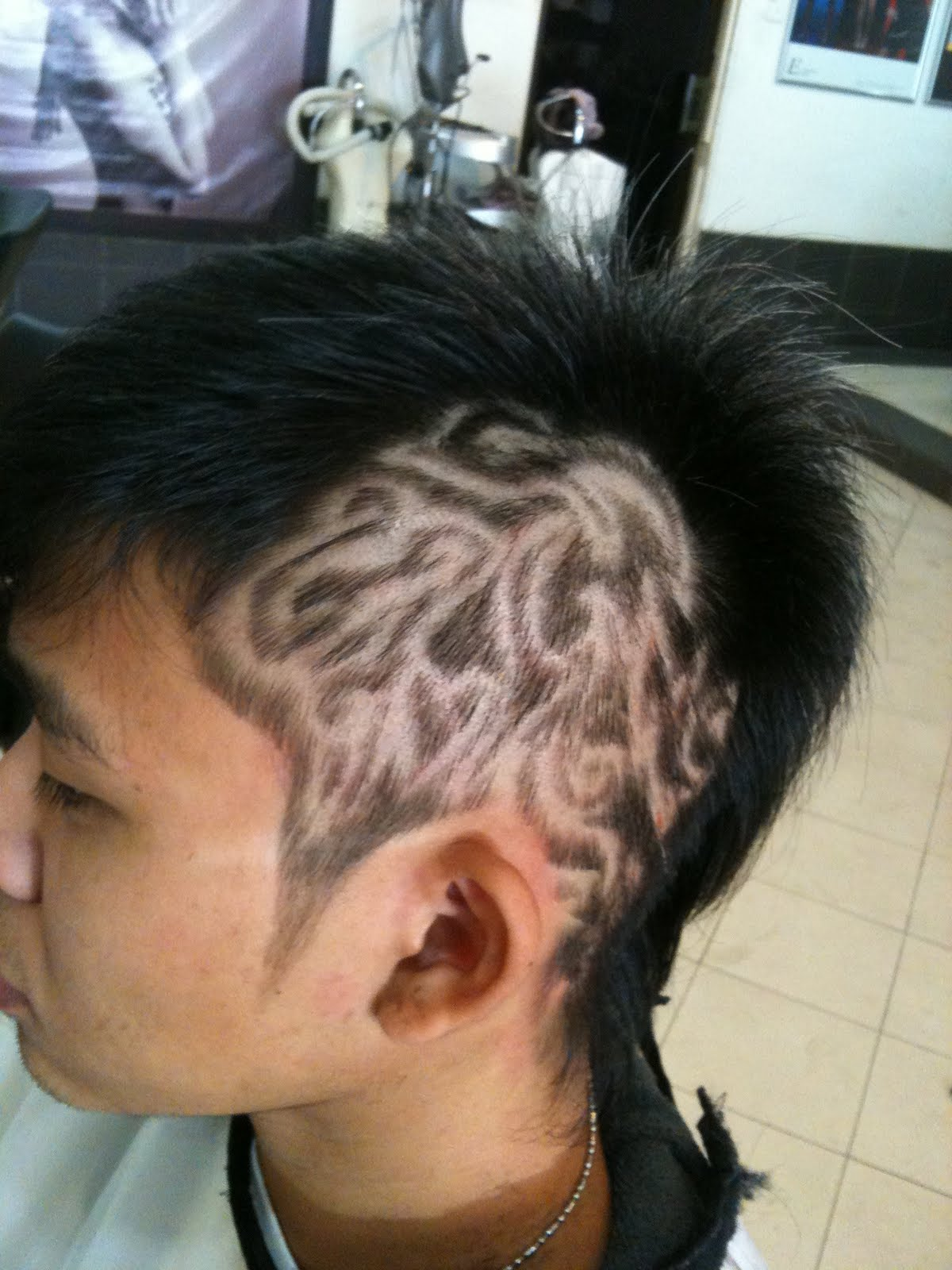 hair ink tattoos - photo #23