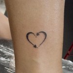 Heart Tattoo, Heart Tattoo Meaning, Heart Tattoo for Women,