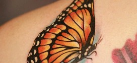 Monarch butterfly tattoo Designs, tattoo designs, tattooing, tattoos, designs, piercing, ink, pictures, images, Monarch butterfly