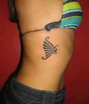 Tribal Butterfly Tattoo Designs, tattoo designs, tattooing, tattoos, designs, piercing, ink, pictures, images, Tribal Butterfly