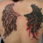 Wings Tattoos, Angel Wings Tattoo, Eagle Wings Tattoo