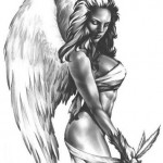 angel tattoo designs (3)