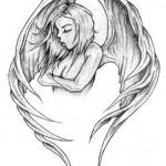 angel tattoo designs (4)