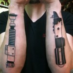 Arm Tattoo for men