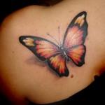 Butterfly Tattoo Ideas (1)