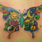 Butterfly Tattoo Ideas (7)