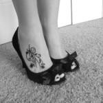 Foot Tattoo Ideas (1)