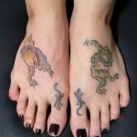 Foot Tattoo Ideas (3)