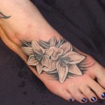 Foot Tattoo Ideas (5)