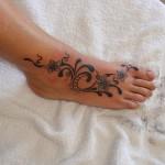 Foot Tattoo Ideas (6)