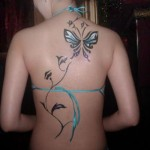 Free Butterfly Tattoo Designs (6)