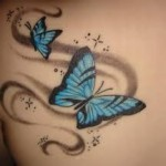 Free Butterfly Tattoo Designs (7)