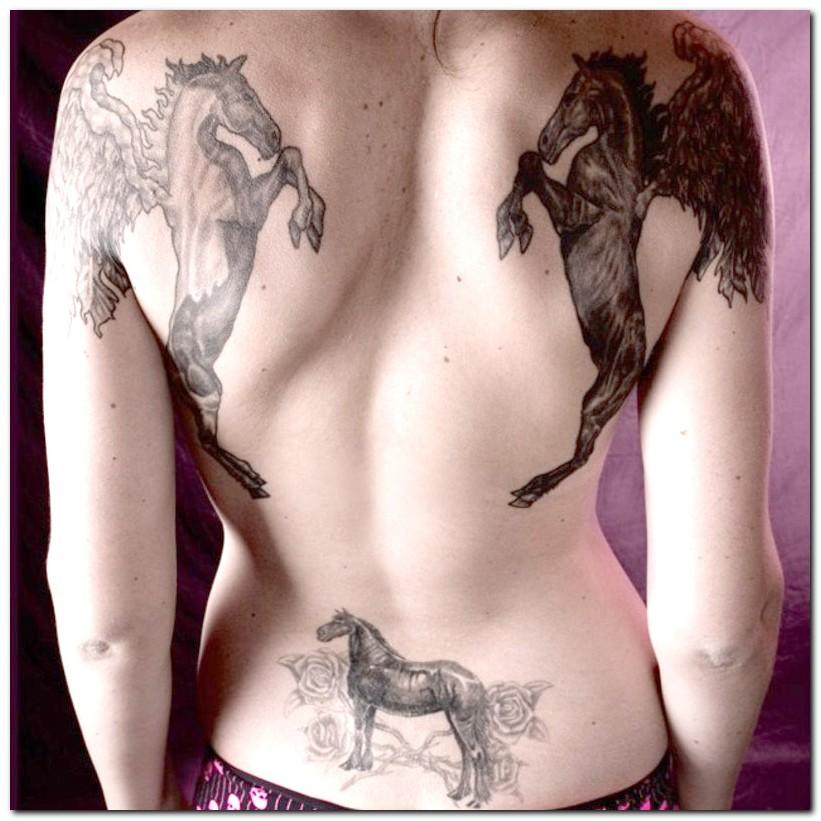 Horse Tattoos (4)