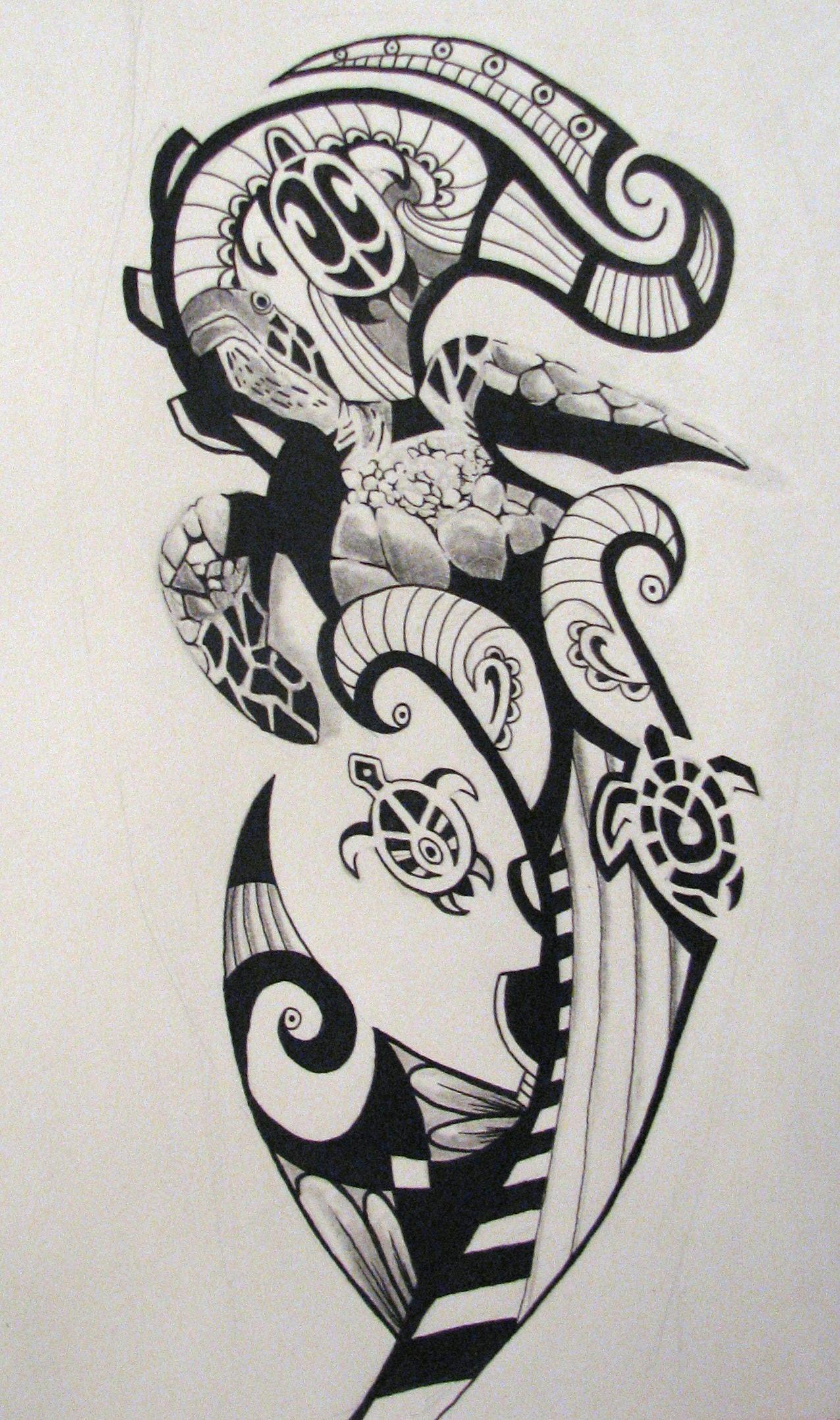 Tribal-Tattoos Maori-Tribal-Tattoos-3